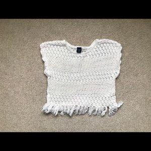 Gap Kids Popover Sweater